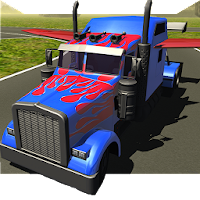 Flying Car : Transformer Truck For PC (Windows And Mac)