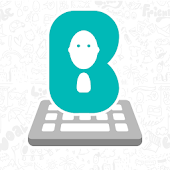 App Bobble Keyboard - GIF Stickers APK for Kindle
