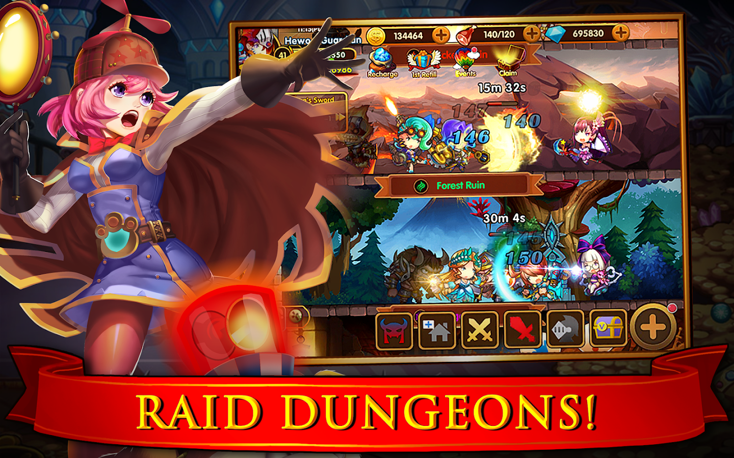 Dungeon Crash Screenshot 10
