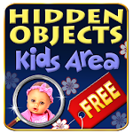 Hidden Objects - Kids Area