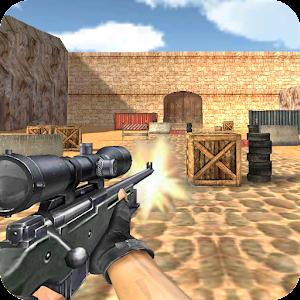 Sniper Shoot Fire War For PC