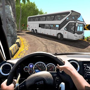 Heavy Mountain Bus simulator 2017 For PC