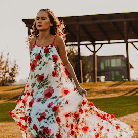 Freedom  by Dozsa Eduard - People Fashion