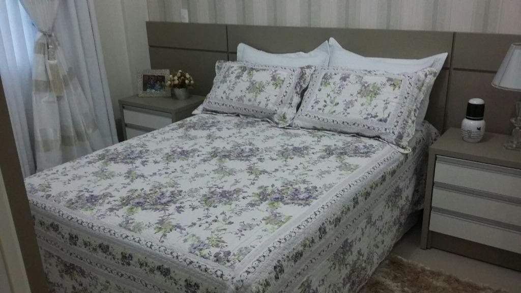 Apartamento Mobiliado - XV de Novembro- Tijucas