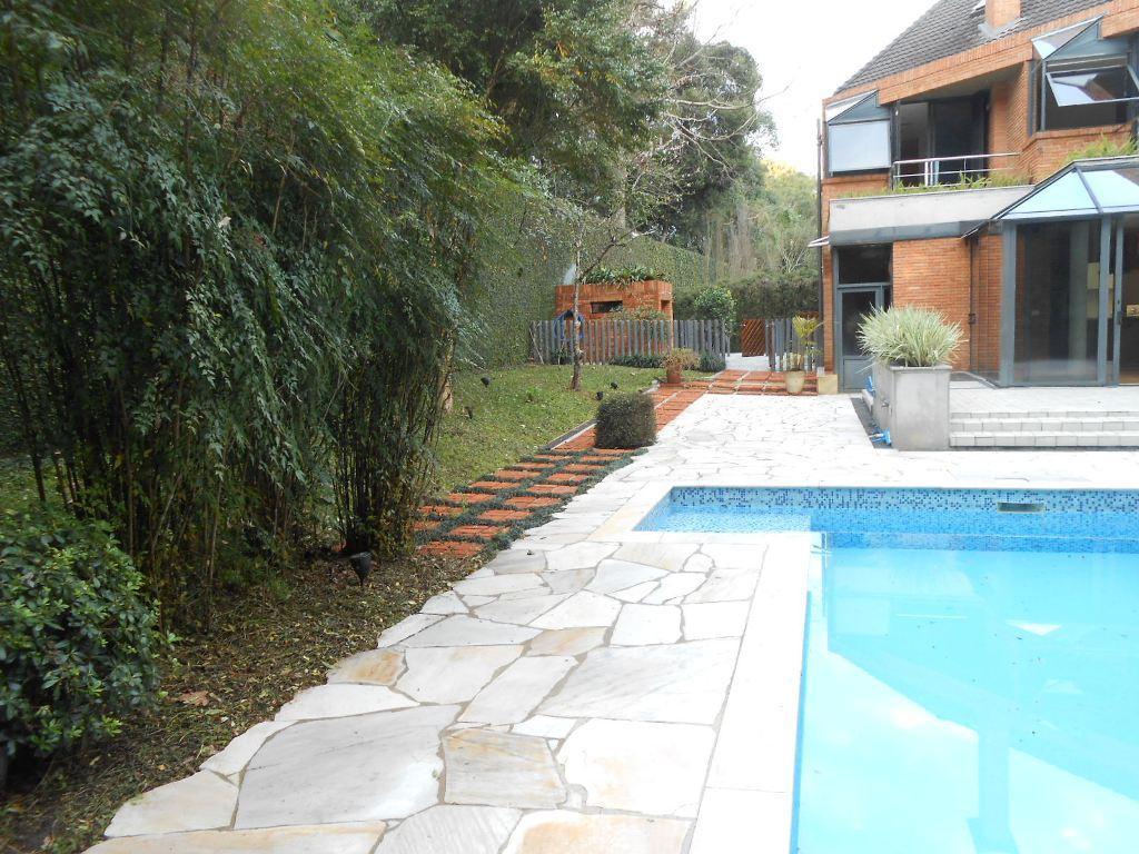 Casa de 6 dormitórios à venda em Campo Comprido, Curitiba - PR