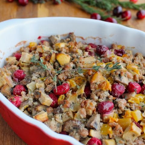 Best Ever Paleo Thanksgiving Stuffing