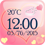 Love Weather Clock Widget 2.0 Apk