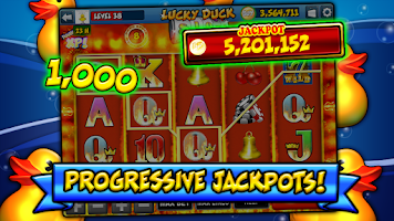 Screenshot of Lucky Duck Slots