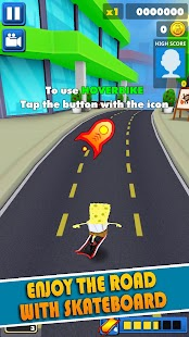 Subway Spongebob Temple Run 😍 🎈️ for pc