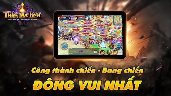 Thần Ma Lệnh (Than Ma Lenh) - screenshot