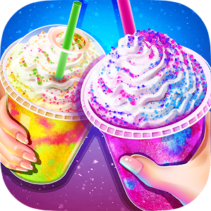 Rainbow Ice Cream - Unicorn Party Food Maker For PC