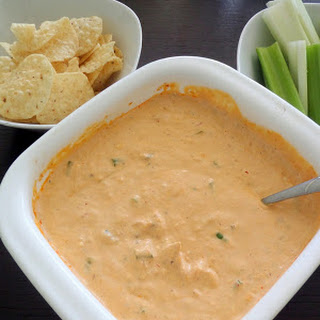 Blue Cheese Buffalo Dip
