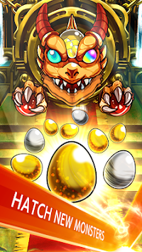 Monster Strike APK screenshot thumbnail 4