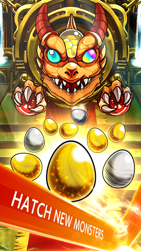 Monster Strike Screenshot 3