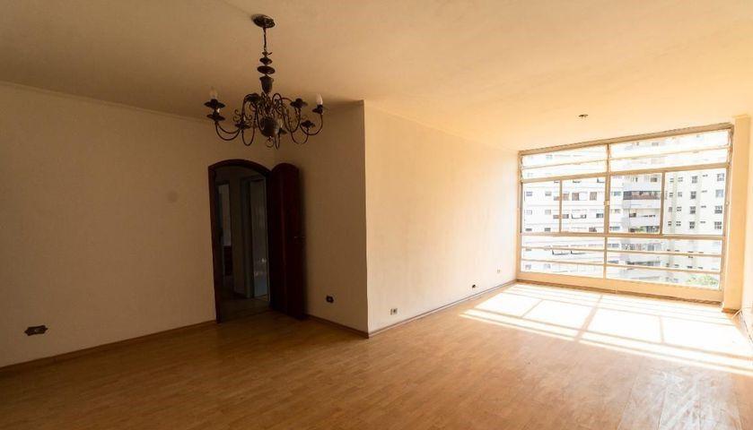 Apartamento com 3 dormitórios para alugar, 110 m² por R$ 1.880/mês - Cerqueira César - São Paulo/SP