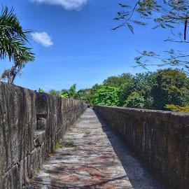 Straight by Carmina Mae Gutierrez - Landscapes Travel ( cityscape, travel, landscape, nikon, philippines )