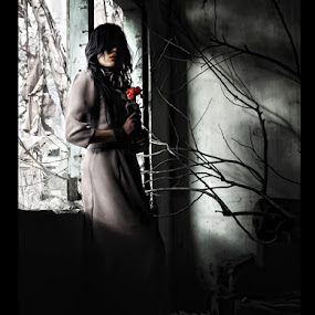.: Unforgiving :. by Garenk Ulunger - People Fashion ( ghotic, art, beauty )