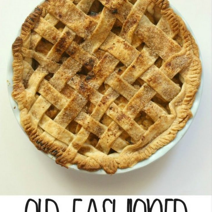 Old Fashioned Apple Pie Recipe | Yummly