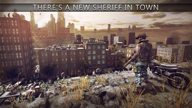 Last Hope Sniper - Zombie War (Unreleased) apk screenshot