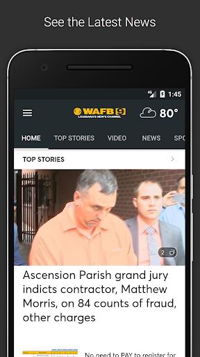 WAFB Local News screenshot 1