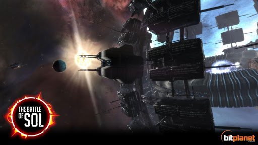The Battle of Sol - screenshot