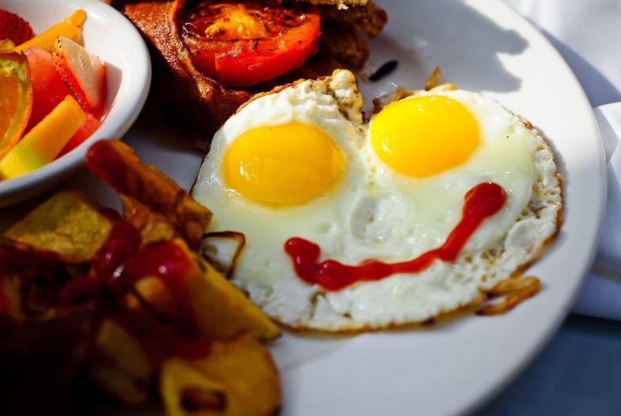 Now, This Is A Happy Meal! by Mauricio Alas - Food & Drink Ingredients ( eggs, food, alas, photography, mauricio )