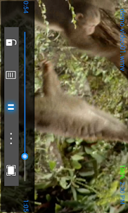 The Excellent Video Player 3D - screenshot