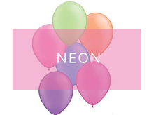 Neon Balloon Designs & Decor | Top