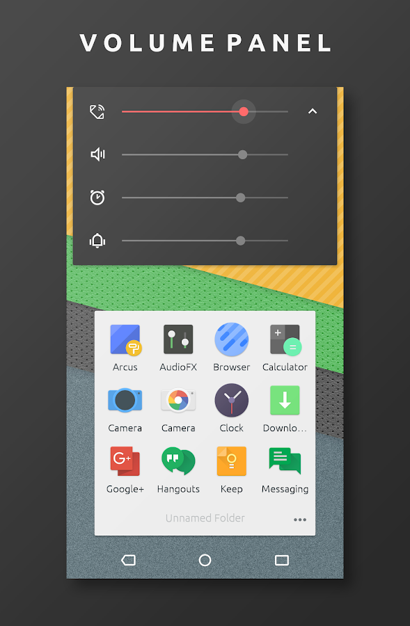 Lynes - CM12.1/CM13 Theme Screenshot 4