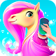 Princess Pony Horse Caring - Beauty Salon Makeover APK