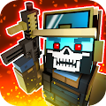APK Game Cube Z (Pixel Zombies) for BB, BlackBerry