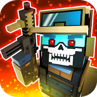 Cube Z (Pixel Zombies) For PC (Windows And Mac)