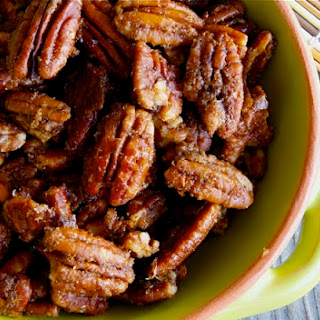 Spiced Pecans With Cumin Recipes