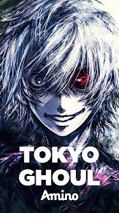 Tokyo Ghoul Amino em Português APK for Bluestacks
