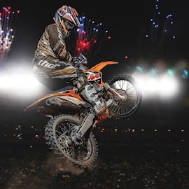 Jump by Pieter Pieters - Sports & Fitness Motorsports