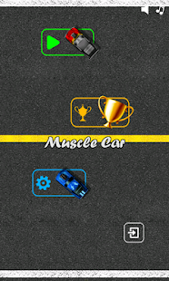 Classic car games - screenshot