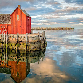Motif #1 by Yury Loginov - Buildings & Architecture Public & Historical ( motif #1, rockport )