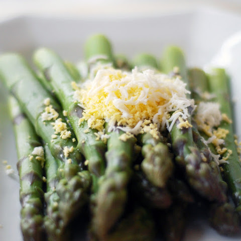 Asparagus with Vinaigrette