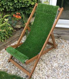 chaise gazon artificiel