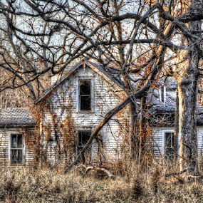 For Sale by Jackie Eatinger - Buildings & Architecture Decaying & Abandoned (  )