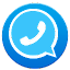 Free Download واتس اب ازرق بللس APK for Samsung