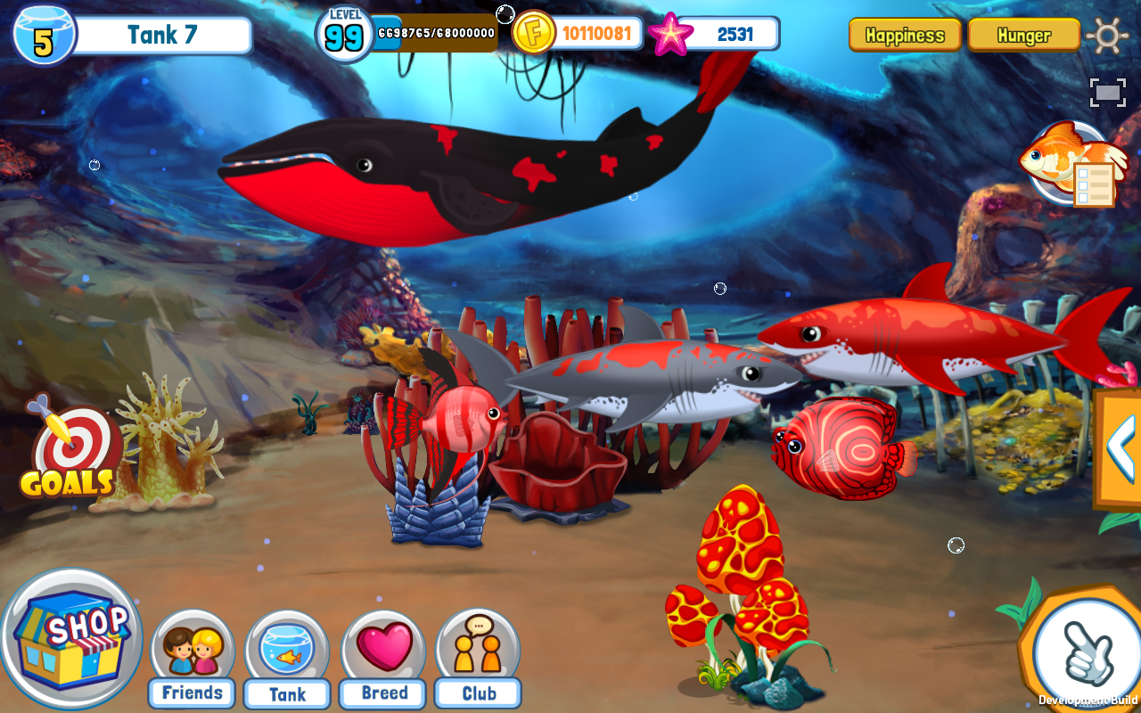 Fish Adventure Seasons Screenshot 4