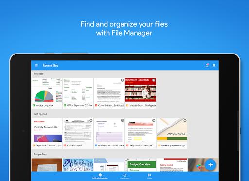 OfficeSuite Pro + PDF (Trial) screenshot 13