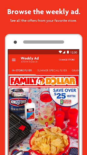 Family Dollar For PC