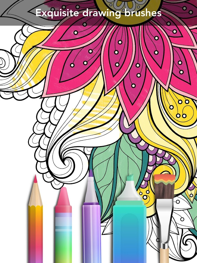 Garden Coloring Book Screenshot 16