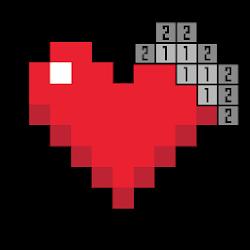 Pixel Art Book  Number Coloring games