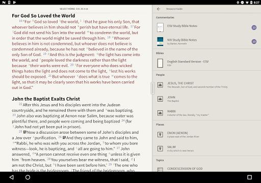 NIV Bible by Olive Tree screenshot 9
