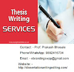The Best Thesis Writing Services in Pune