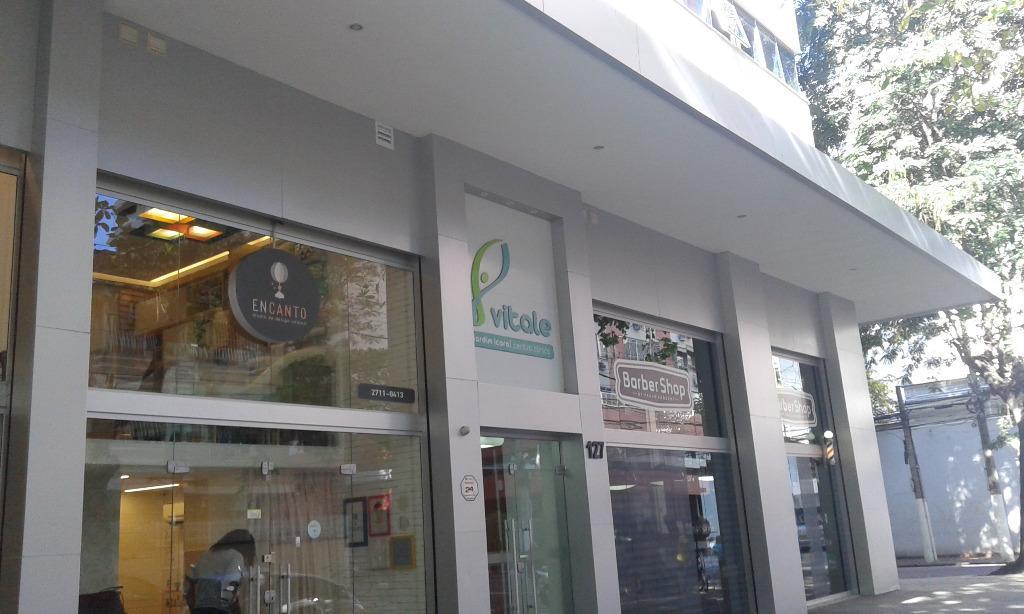 Sala comercial à venda, Santa Rosa, Niterói.