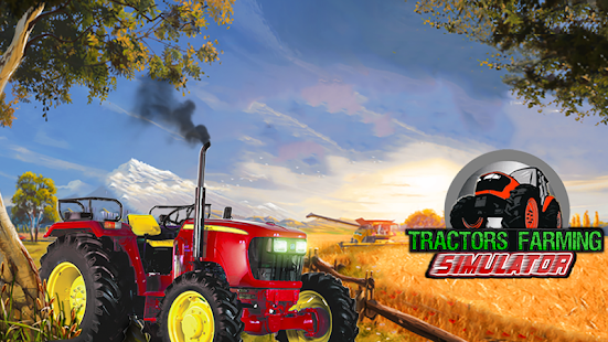 Tractor With Windows : Game real tractor farming d simulator apk for windows